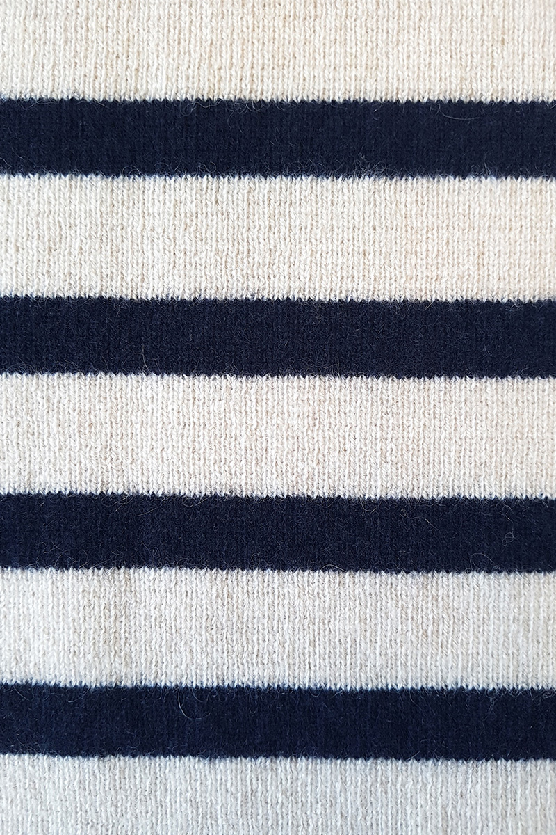 Fabric ι Blue and White